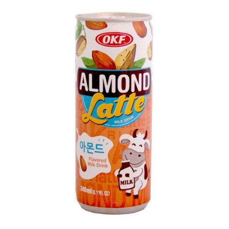 OKF Almond Latte 240ml