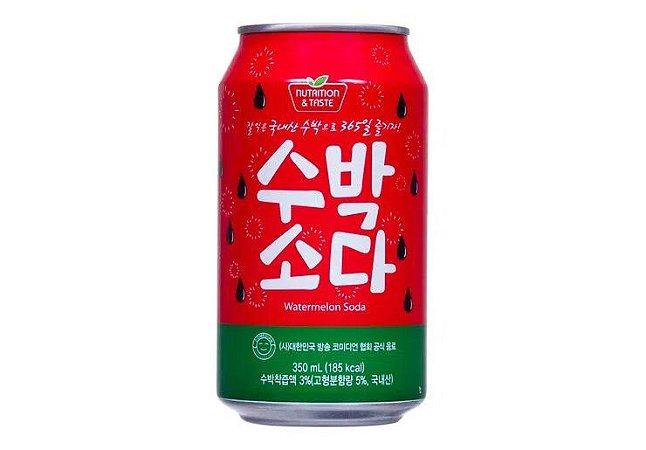 Nutrition Taste Refrigerante de Melancia 350ml