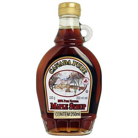 Canada Pure Maple Syrup 100% puro 250ml