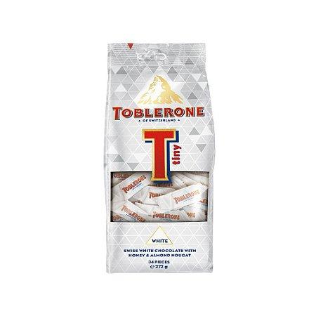 Toblerone Tiny White 34 pieces 272g