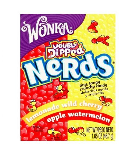 Nerds Double Dipped Saucette 46g