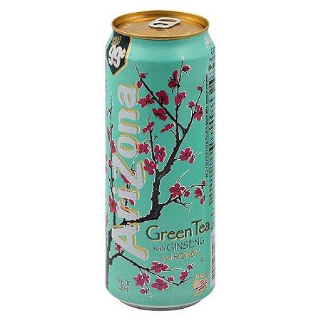 Arizona Green Tea With Ginseng & Honey 680ml