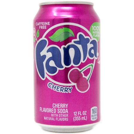 Fanta Cherry Cereja 355ml