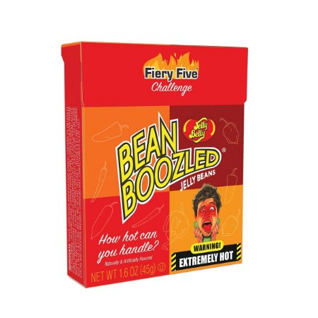 Bean Boozled Jelly Beans Fiery Five Challenge 45g