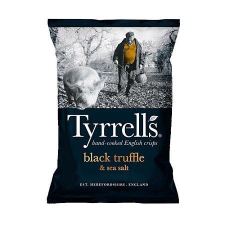 Tyrrell's Black Truffle & Sea Salt 150g