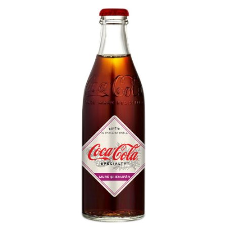Coca-Cola Specialty Blackberry e Zimbro 250ml