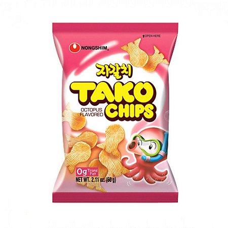 Nongshim Tako Chips 60g