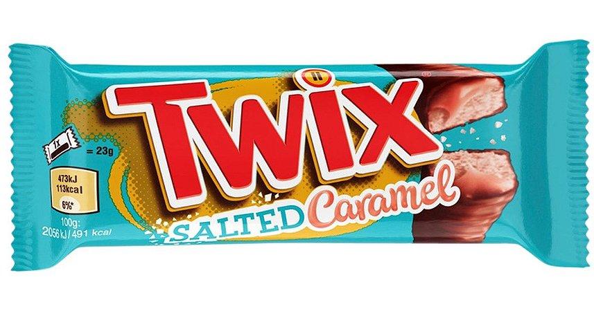 Twix Salted Caramel 46g