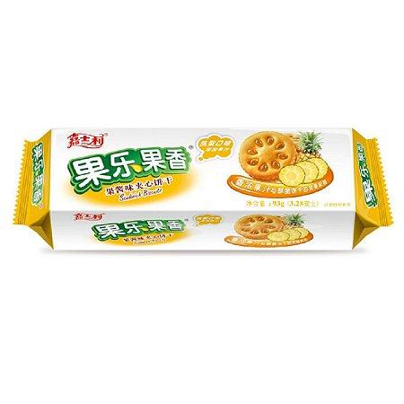 Jiashi Jam Sandwich Geleia de Abacaxi 300g