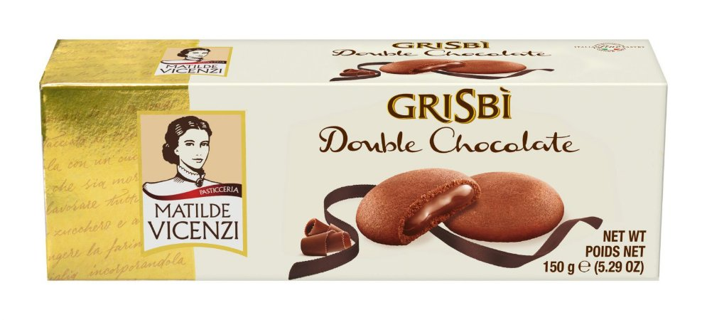 Matilde Vicenzi Double Chocolate 150g
