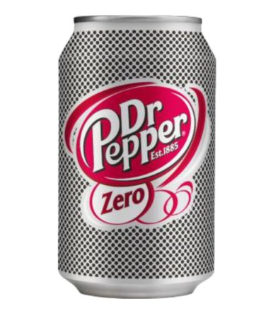 Dr. Pepper Zero 355ml