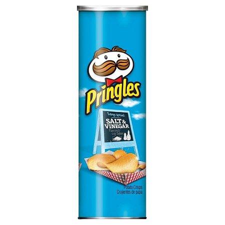 Batata Frita Pringles Salt Vinegar 165g