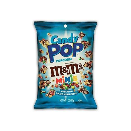 Candy Pop M&M Mini 28g
