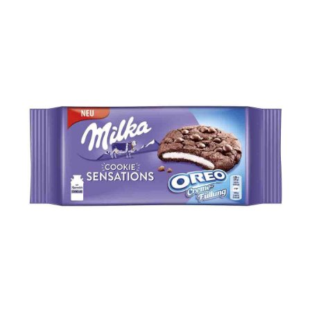 Milka Cookie sensations Oreo Creme 156g