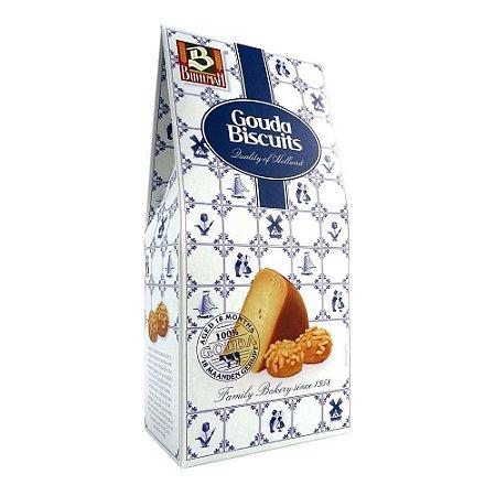 Buiteman Biscoito com Queijo Gouda 75g