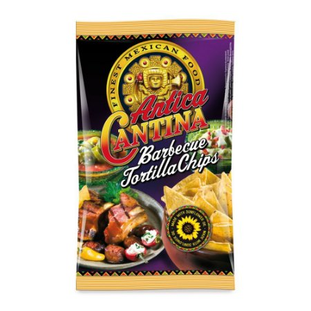 Tortila Chips Antica Cantina Barbecue 200g