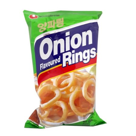 Nongshim Onion Flavored Rings 50g