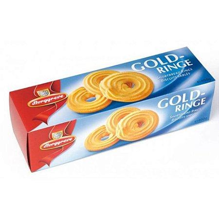Burggreve Gold Ringe Biscuits 400g