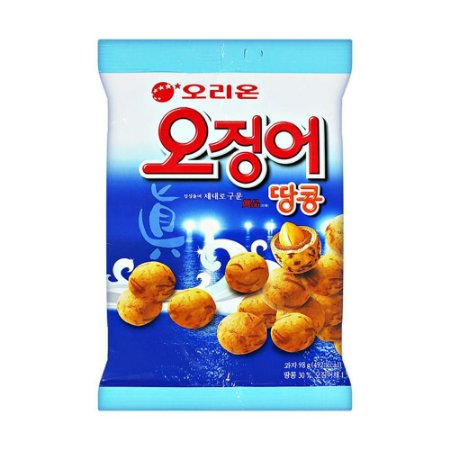 Orion Squid Peanut snack 46g