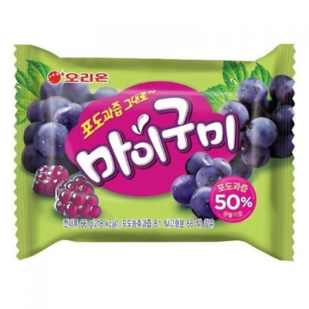 Orion Grape Jelly 66g