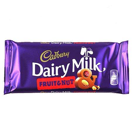 Cadbury Dairy Milk Fruit and Nut 110g