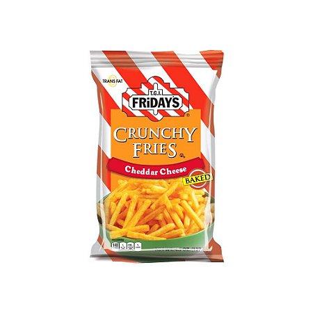 TGI Fridays Crunchy Fries Cheddar Cheese 127,8g