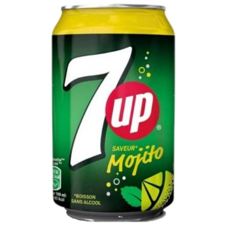 7UP Saveur Mojito