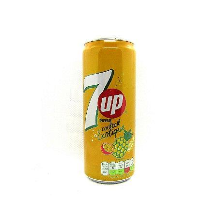 7UP Saveur Coctail Exotique