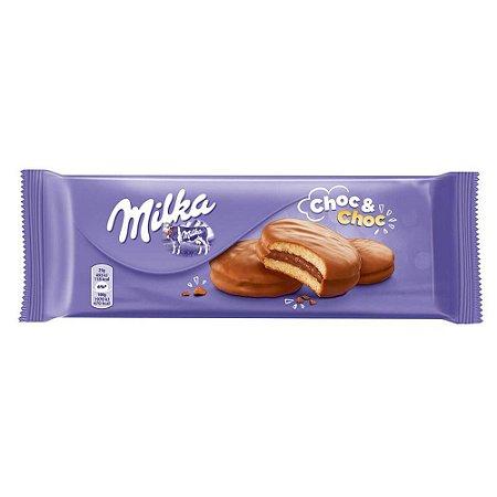 Milka Soft Choc & Choc 150g