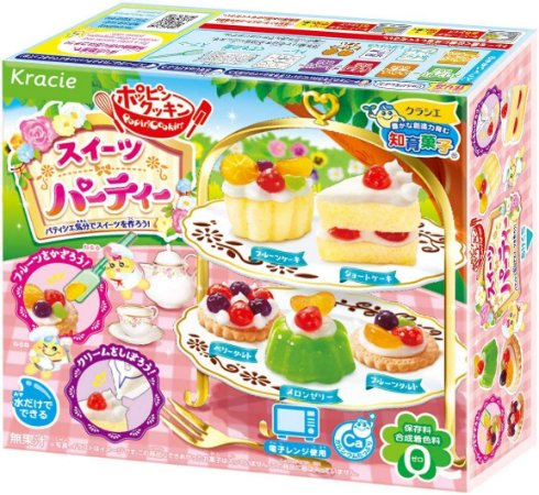 Kracie Popin Cook Sweets Party 29g