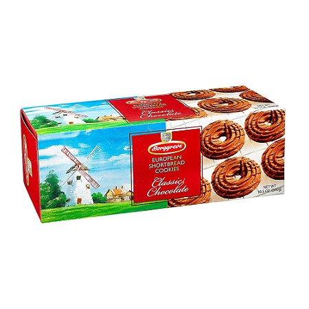Borggreve Shortbread Cookies de chocolate 300g