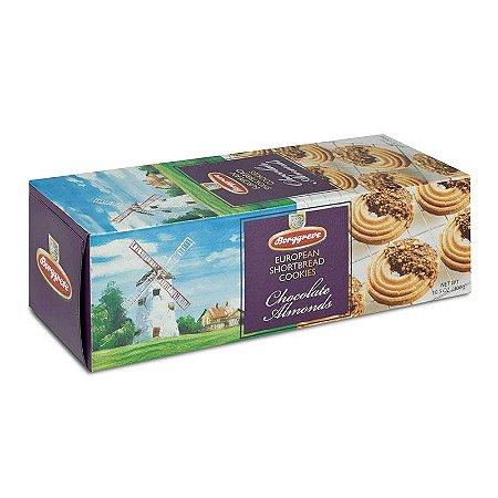 Borggreve Cookies chocolate Almonds 300g