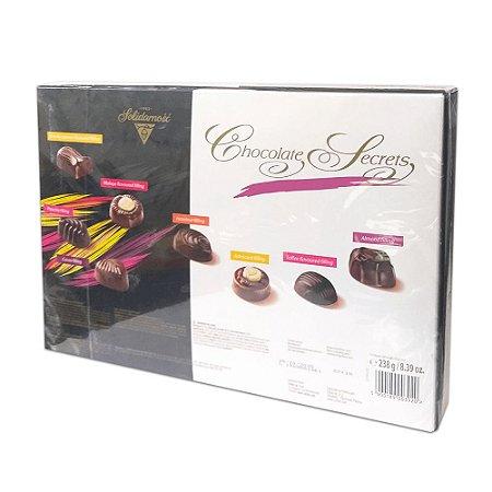 Bombons Sortidos Chocolate Secrets Solidarnosc 238g