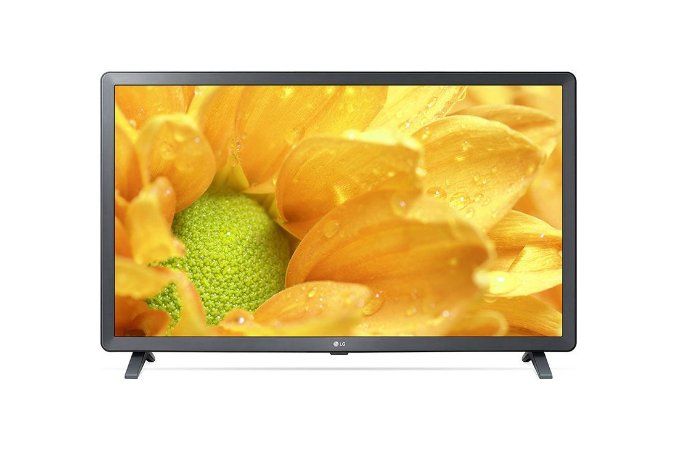 "SMART TV LED 32"" HD HDR THINQ AI LG 32LM625BPSB"