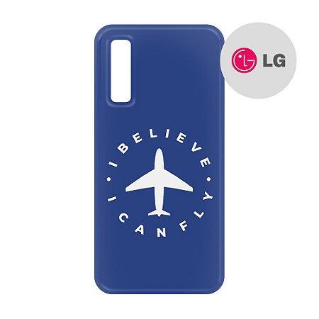 Capa para Smartphone I Belive - LG Aviões e Músicas