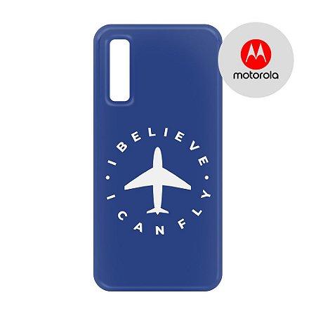 Capa para Smartphone I Belive - Motorola - Aviões e Músicas