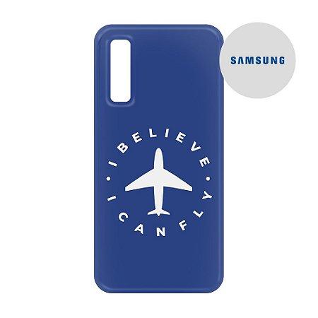 Capa para Smartphone I Belive - Samsung - Aviões e Músicas
