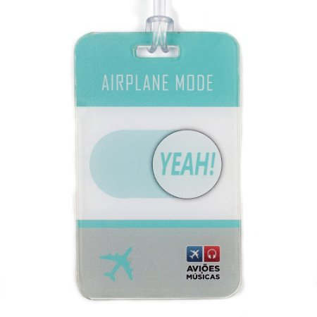 Tag de Mala Airplane Mode Yeah!