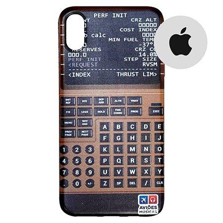 Capa para Smartphone FMC 1 - Apple - Aviões e Músicas