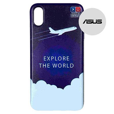 Capa para Smartphone Explore The World - Asus