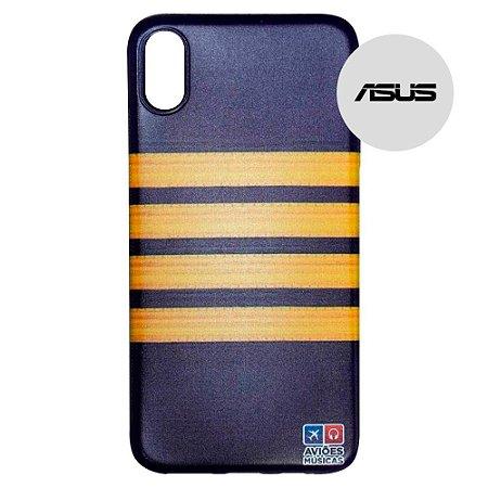 Capa para Smartphone Berimbela - Asus - Aviões e Músicas