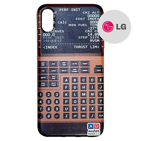 Capa para Smartphone FMC 1 - LG Aviões e Músicas