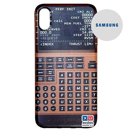 Capa para Smartphone FMC 1 - Samsung - Aviões e Músicas