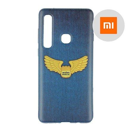 Capa para Smartphone Brasão Aviões e Músicas - Xiaomi