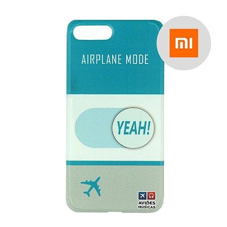 Capa para Smartphone Airplane Mode Yeah! - Xiaomi
