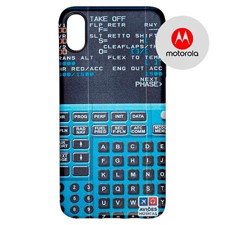 Capa para Smartphone FMC 2 - Motorola - Aviões e Músicas