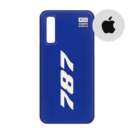 Capa para Smartphone 787 - Apple - Aviões e Músicas