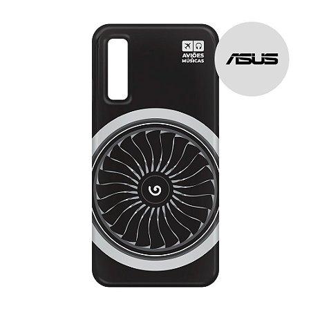 Capa para Smartphone Motor - Asus - Aviões e Músicas