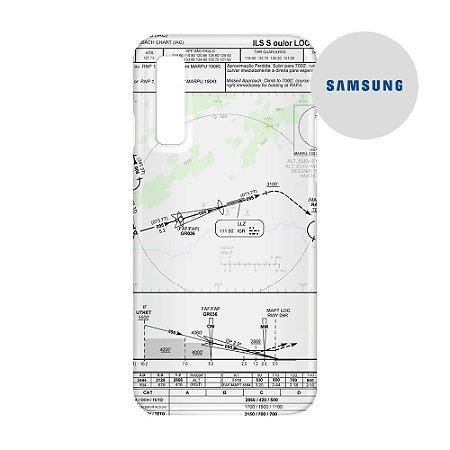 Capa para Smartphone Carta de voo 2 - Samsung