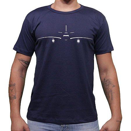 Camiseta Airplane Front aviöes e Músicas
